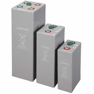 Hoppecke Series - JPAC Batteries Services and Systems