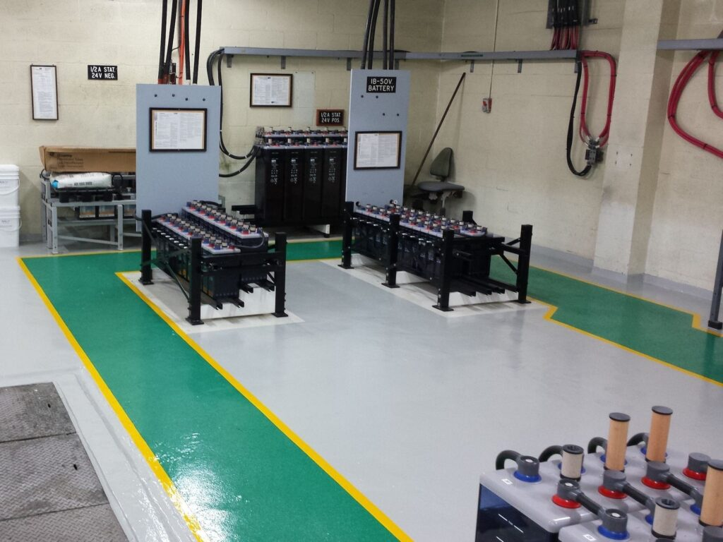 MINING OIL & GAS - JPAC Batteries Services and Systems