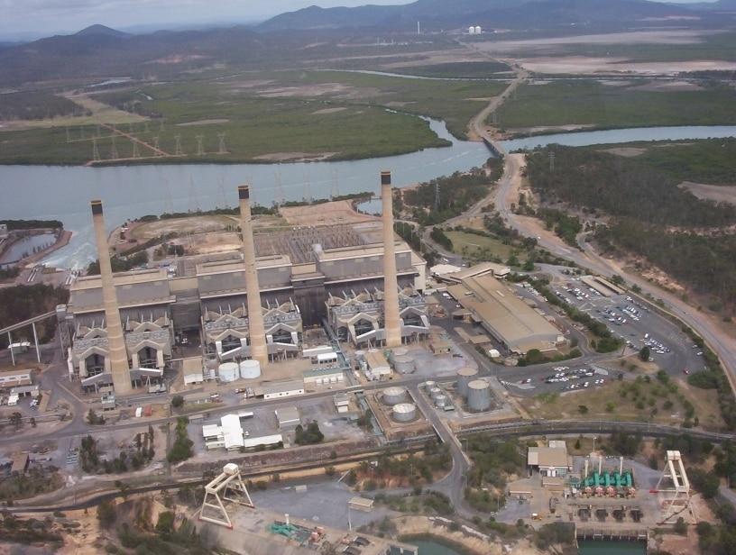 Battery Testing Gladstone Power Station