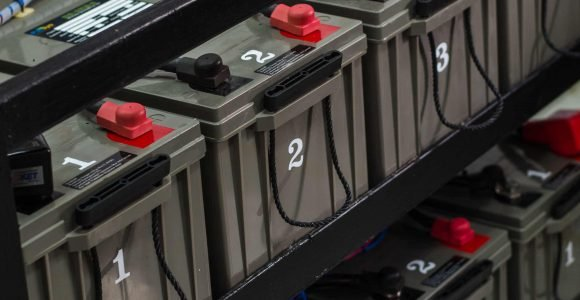 Industrial Battery Testing In Financial Institutions